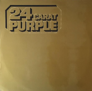 Deep Purple ‎- 24 Carat Purple (LP) (G++/G++)
